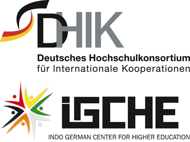 Logo DHIK und IGCHE